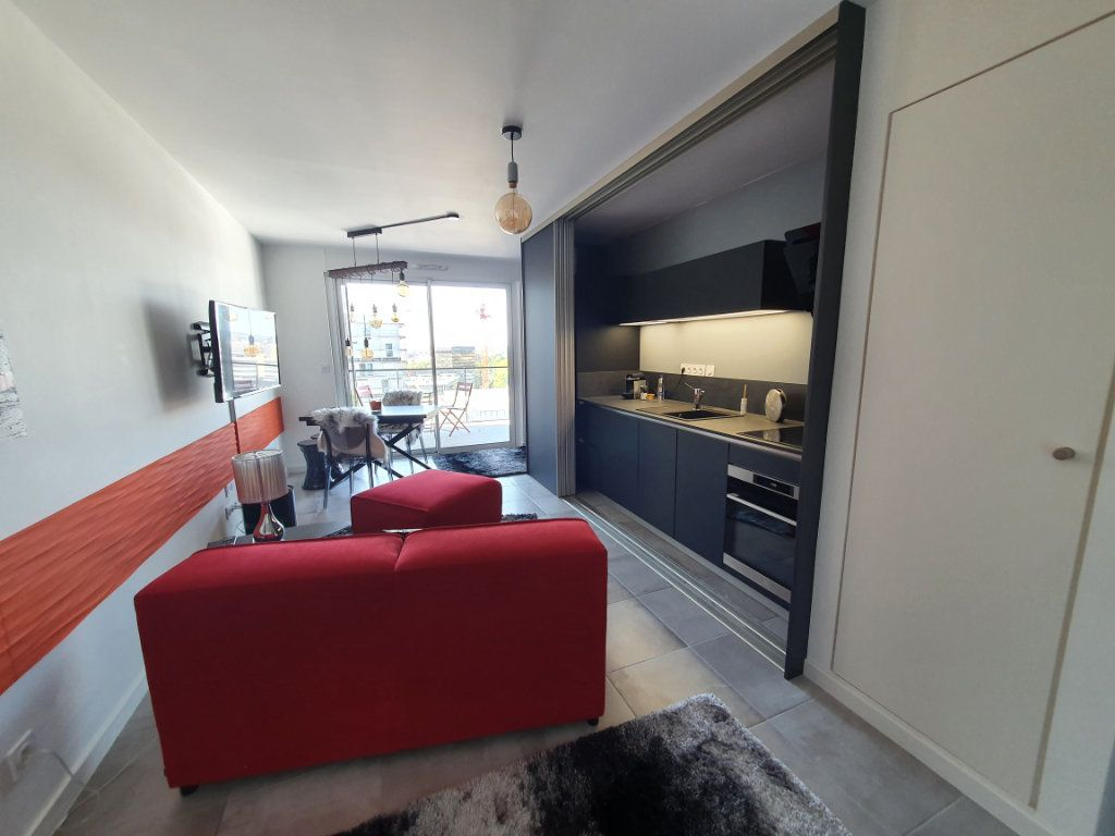 Appartement à louer 2 38.56m2 à Strasbourg vignette-2