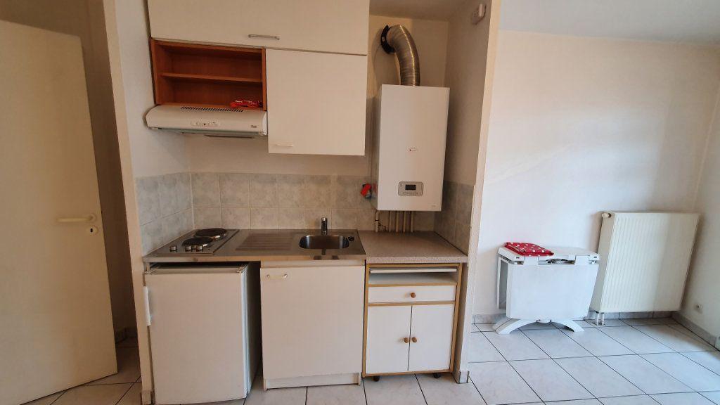 Appartement à louer 1 27m2 à Strasbourg vignette-5