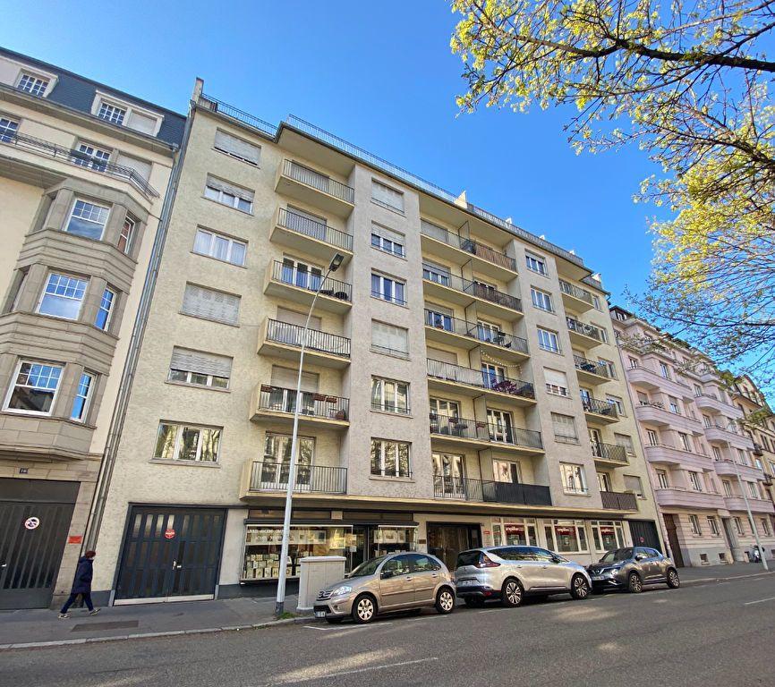Appartement à vendre 5 137.88m2 à Strasbourg vignette-1