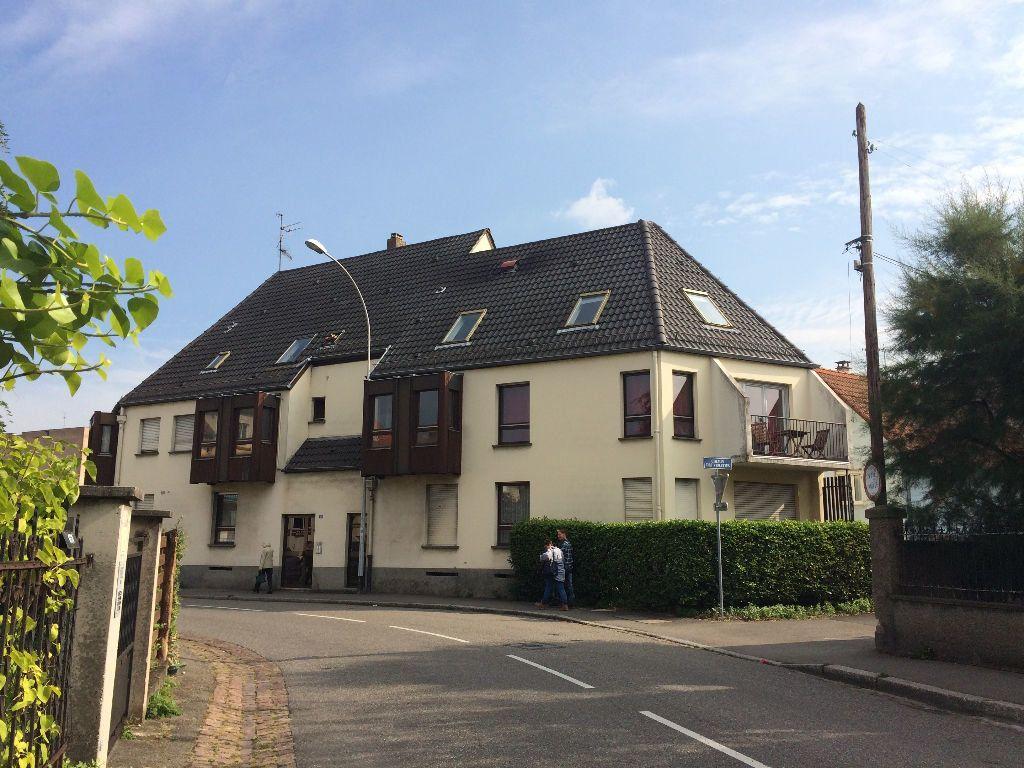 Appartement à louer 2 58.5m2 à Strasbourg vignette-1