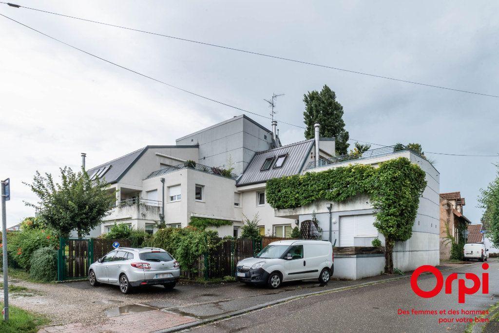 Appartement à vendre 2 60.13m2 à Strasbourg vignette-1