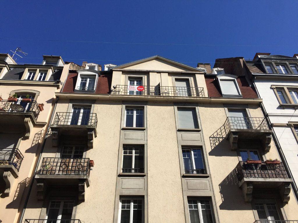 Appartement à louer 3 106m2 à Strasbourg vignette-8