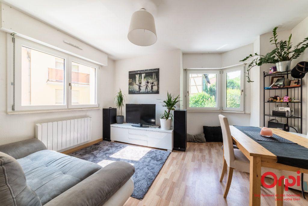 Appartement à vendre 3 54m2 à Strasbourg vignette-2