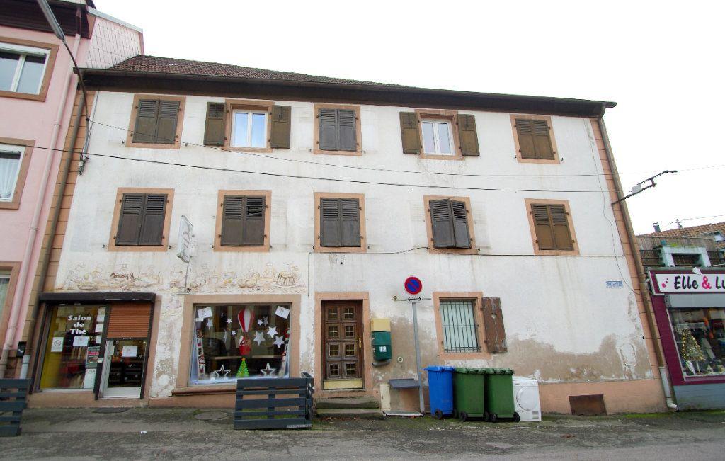 Immeuble à vendre 0 307m2 à Rothau vignette-1