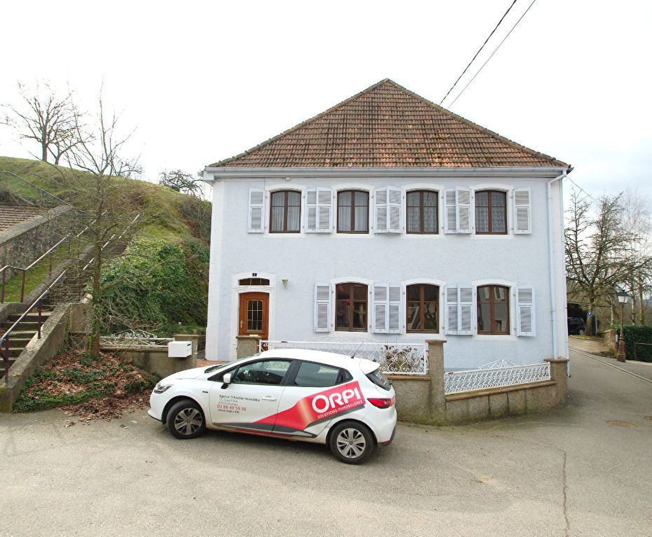 Maison à vendre 6 171m2 à Russ vignette-1
