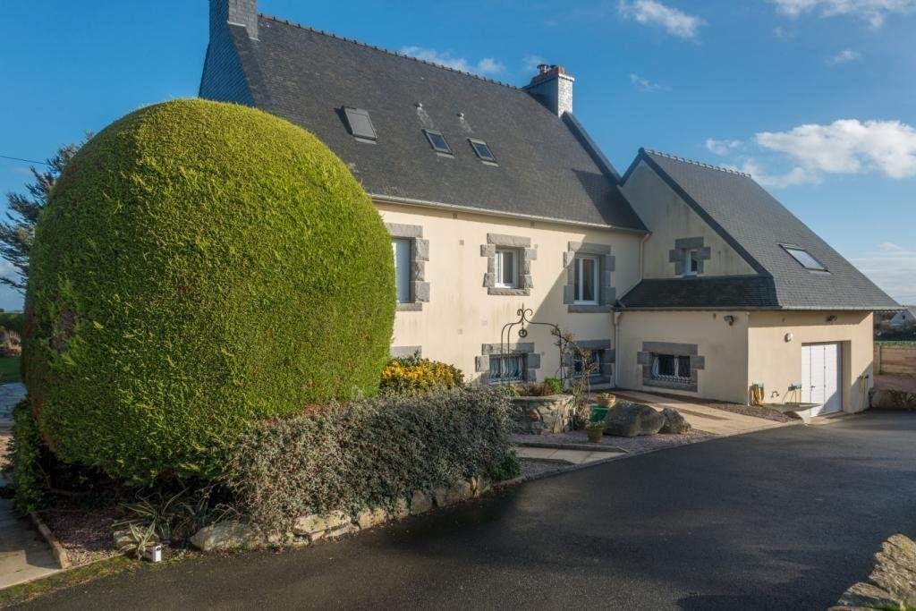 Maison à vendre 8 263m2 à Plougrescant vignette-6