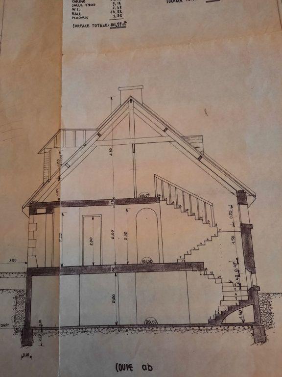 Maison à vendre 5 101m2 à Plouisy plan-5