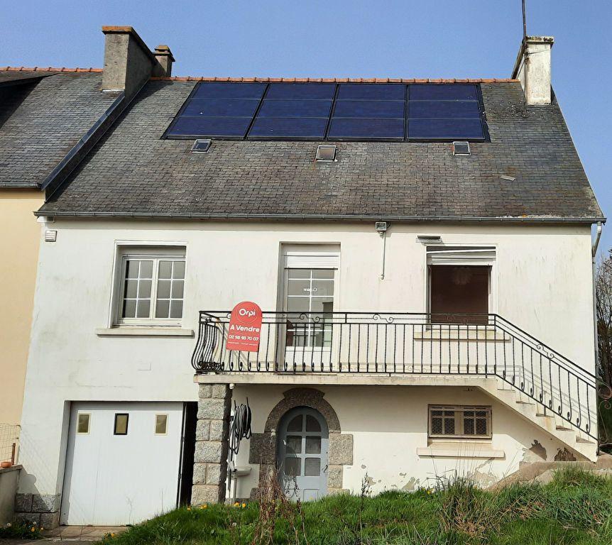 Maison à vendre 6 102m2 à Poullaouen vignette-1