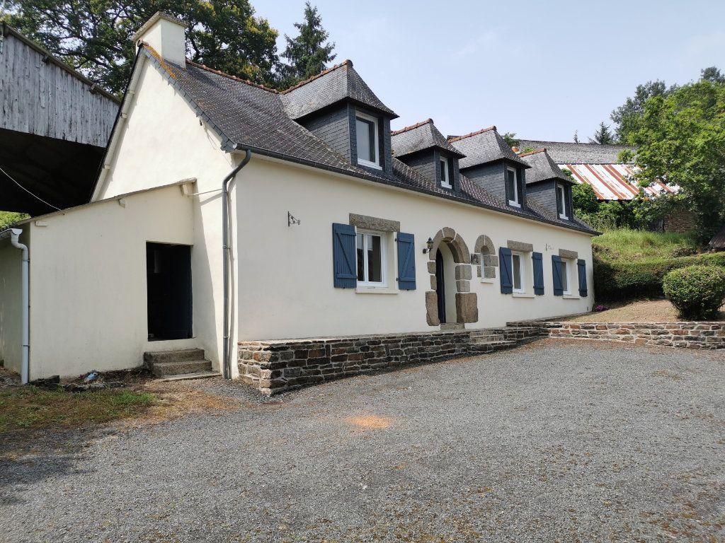 Maison à vendre 5 96m2 à Carnoët vignette-1