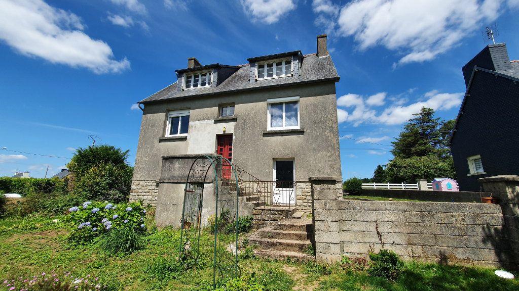 Maison à vendre 6 85m2 à Poullaouen vignette-4