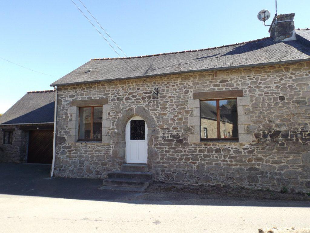 Maison à vendre 5 70m2 à Ploumagoar vignette-1