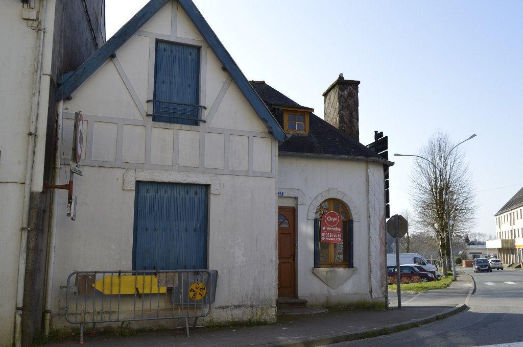 Maison à vendre 5 59.94m2 à Rostrenen vignette-1