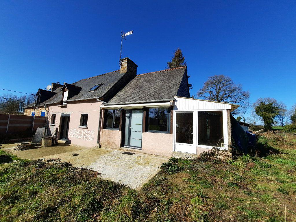 Maison à vendre 4 72m2 à Gommenec'h vignette-1