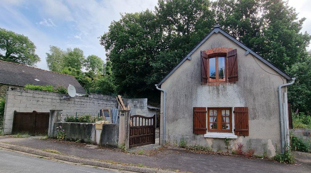 Maison à vendre 3 52m2 à Plounévézel vignette-1