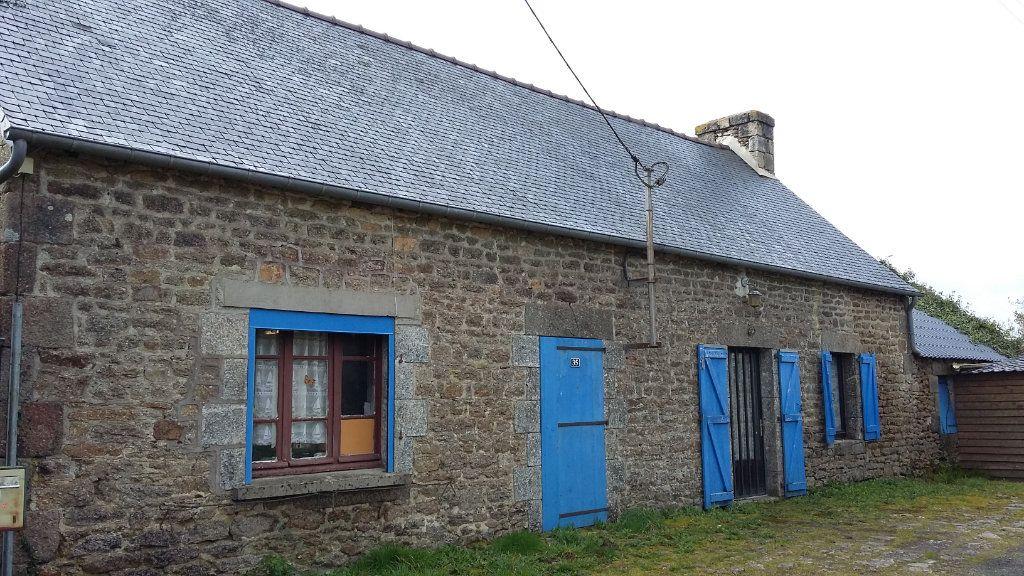 Maison à vendre 3 90m2 à Bourbriac vignette-1