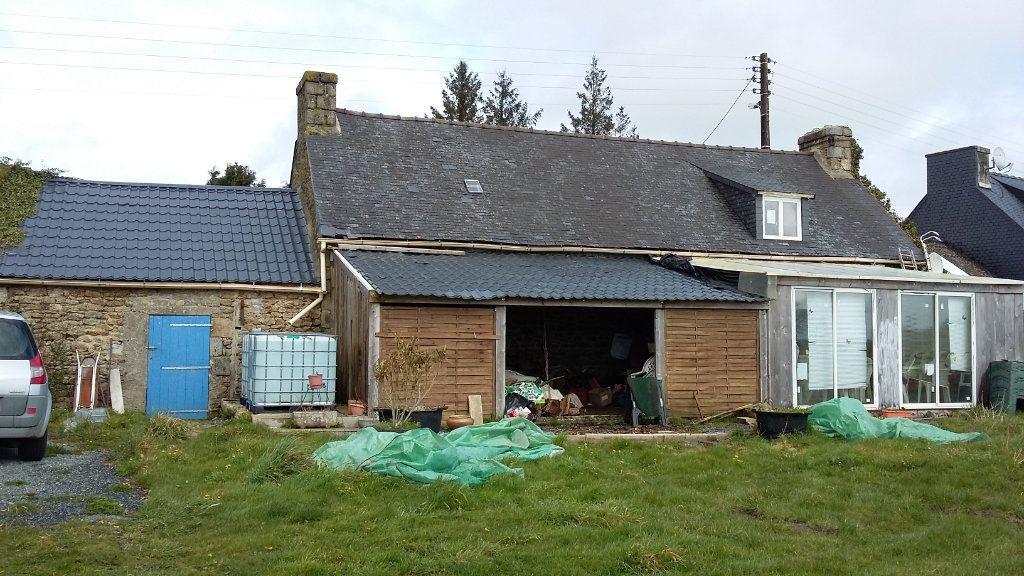 Maison à vendre 3 90m2 à Bourbriac vignette-2