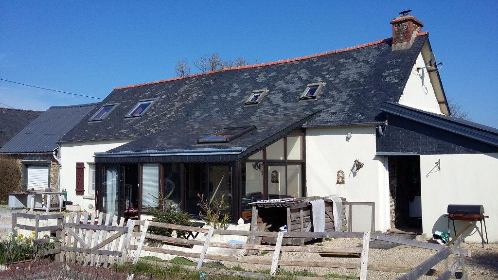 Maison à vendre 5 90m2 à Bourbriac vignette-2