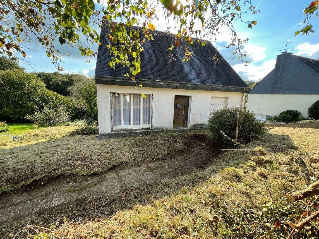 Maison à vendre 5 79m2 à Rostrenen vignette-1