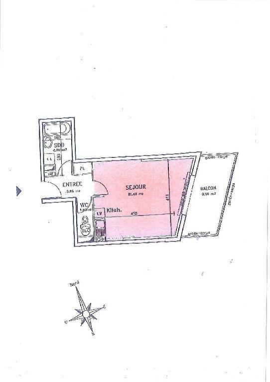 Appartement à vendre 1 31m2 à La Turballe vignette-5
