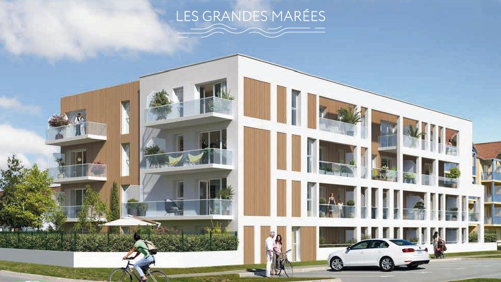 Appartement à vendre 2 35m2 à Cucq vignette-1