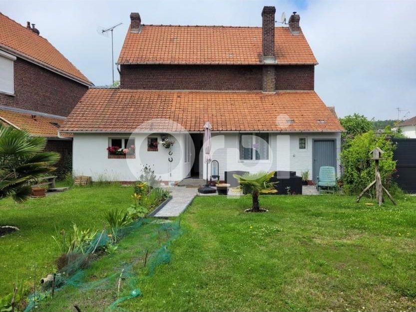 Maison à vendre 5 114m2 à Merlimont vignette-1