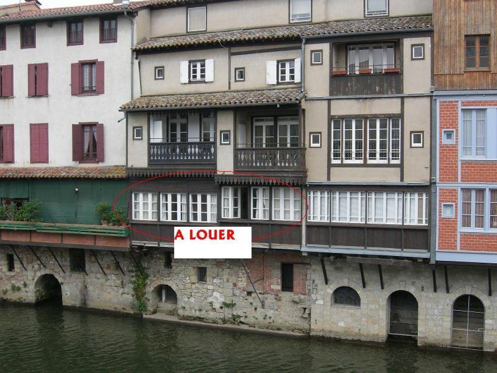 Appartement à louer 2 40m2 à Castres vignette-1