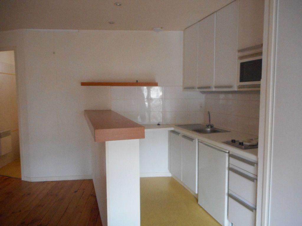 Appartement à louer 1 40m2 à Mazamet vignette-2