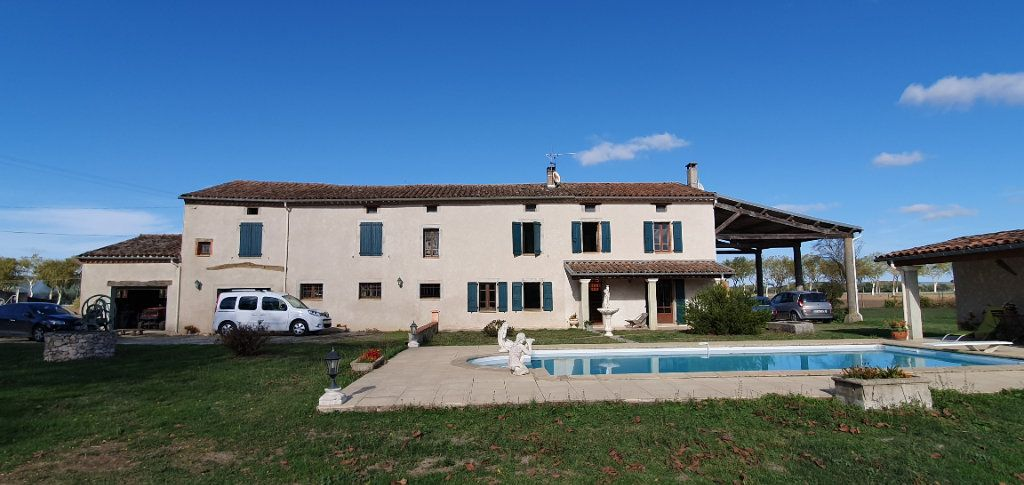 Maison à vendre 10 243m2 à Vielmur-sur-Agout vignette-1