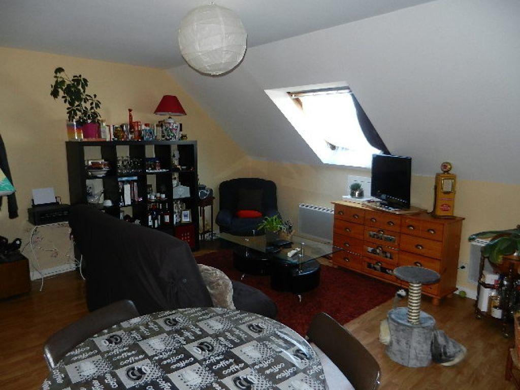 Appartement à louer 2 34m2 à Équeurdreville-Hainneville vignette-1