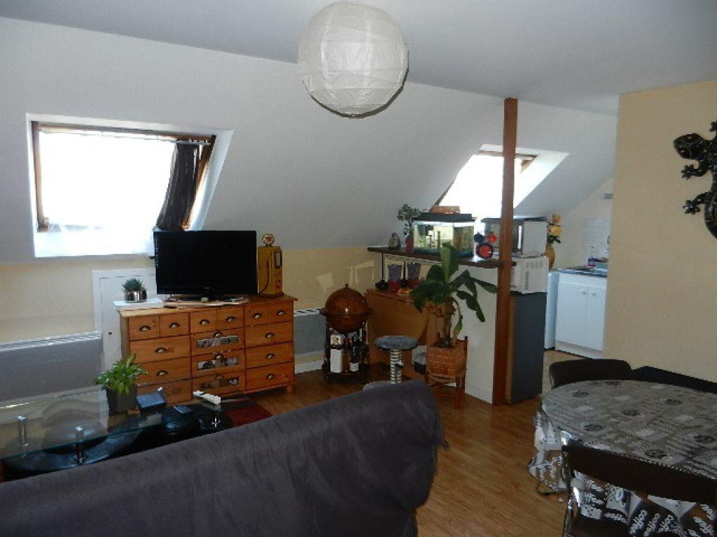Appartement à louer 2 34m2 à Équeurdreville-Hainneville vignette-2