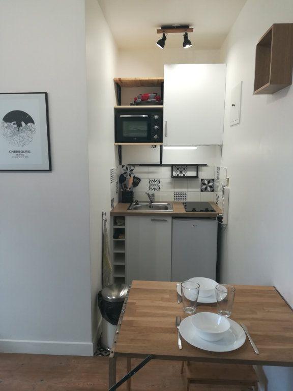 Appartement à louer 1 14.43m2 à Cherbourg-Octeville vignette-1