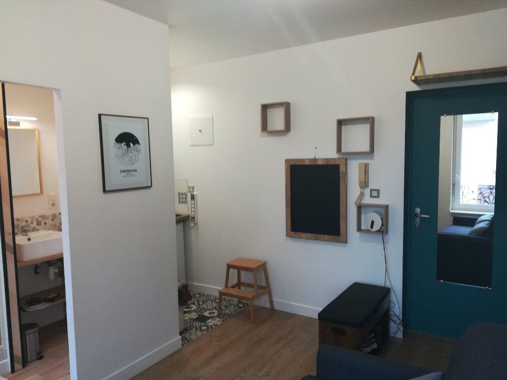 Appartement à louer 1 14.43m2 à Cherbourg-Octeville vignette-3