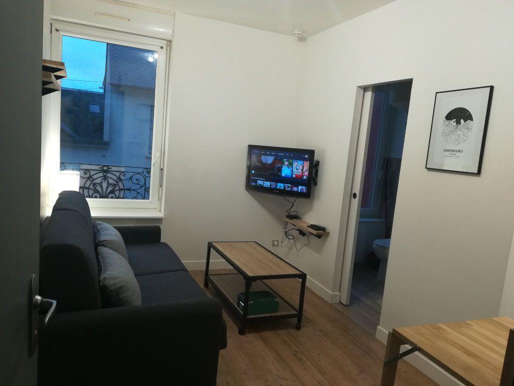 Appartement à louer 1 14.43m2 à Cherbourg-Octeville vignette-4