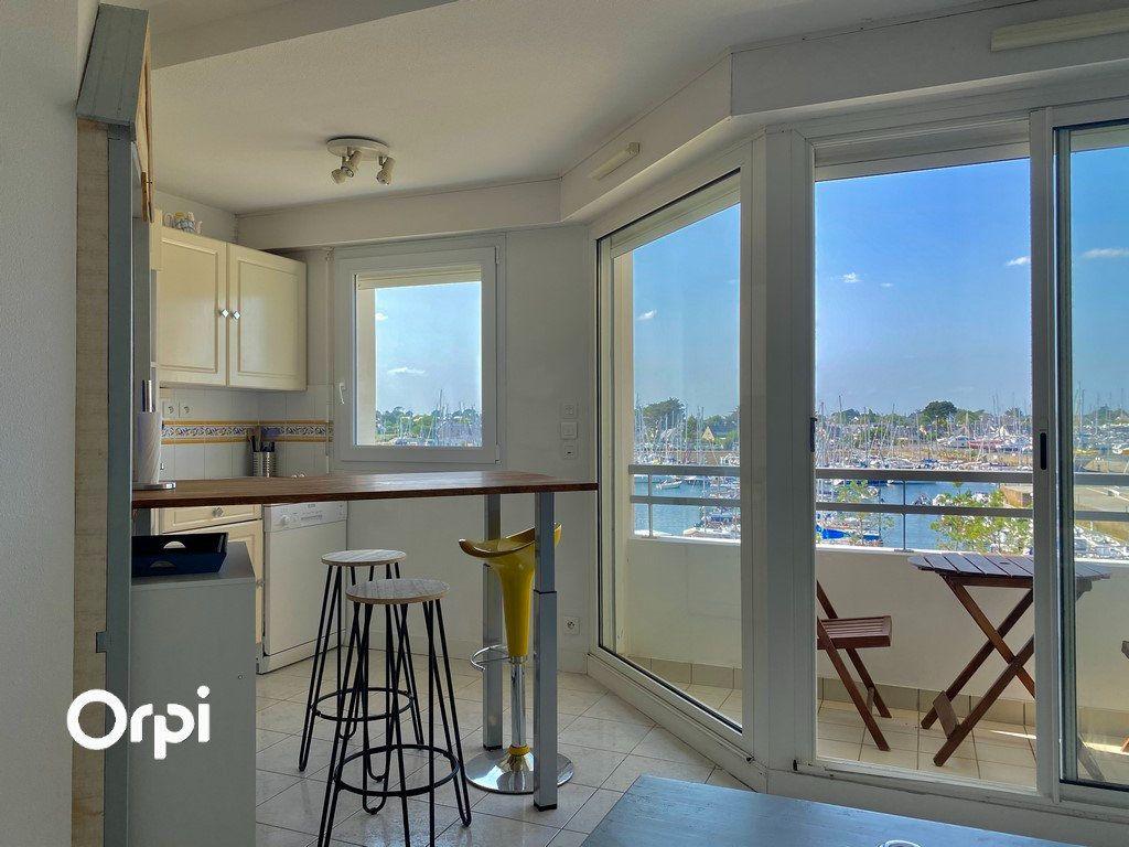 Appartement à vendre 2 29m2 à Arzon vignette-1