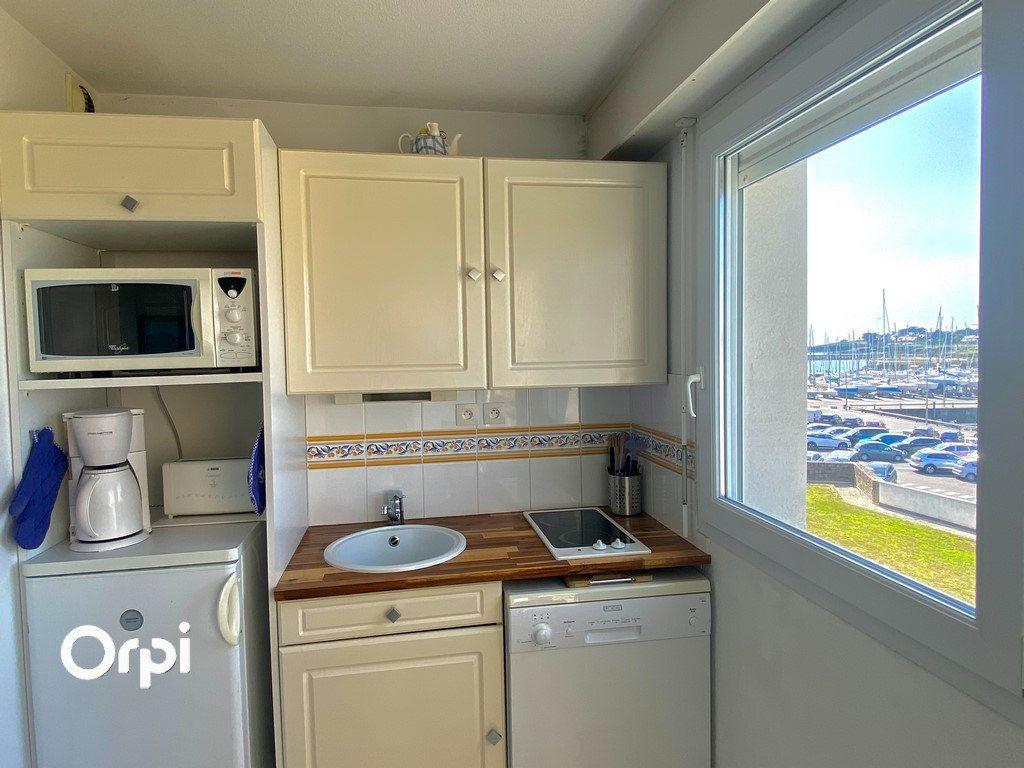 Appartement à vendre 2 29m2 à Arzon vignette-4