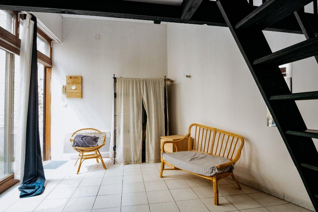 Appartement à vendre 1 18.72m2 à Lille vignette-3