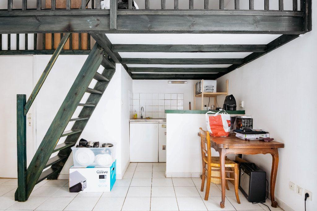 Appartement à vendre 1 18.72m2 à Lille vignette-4