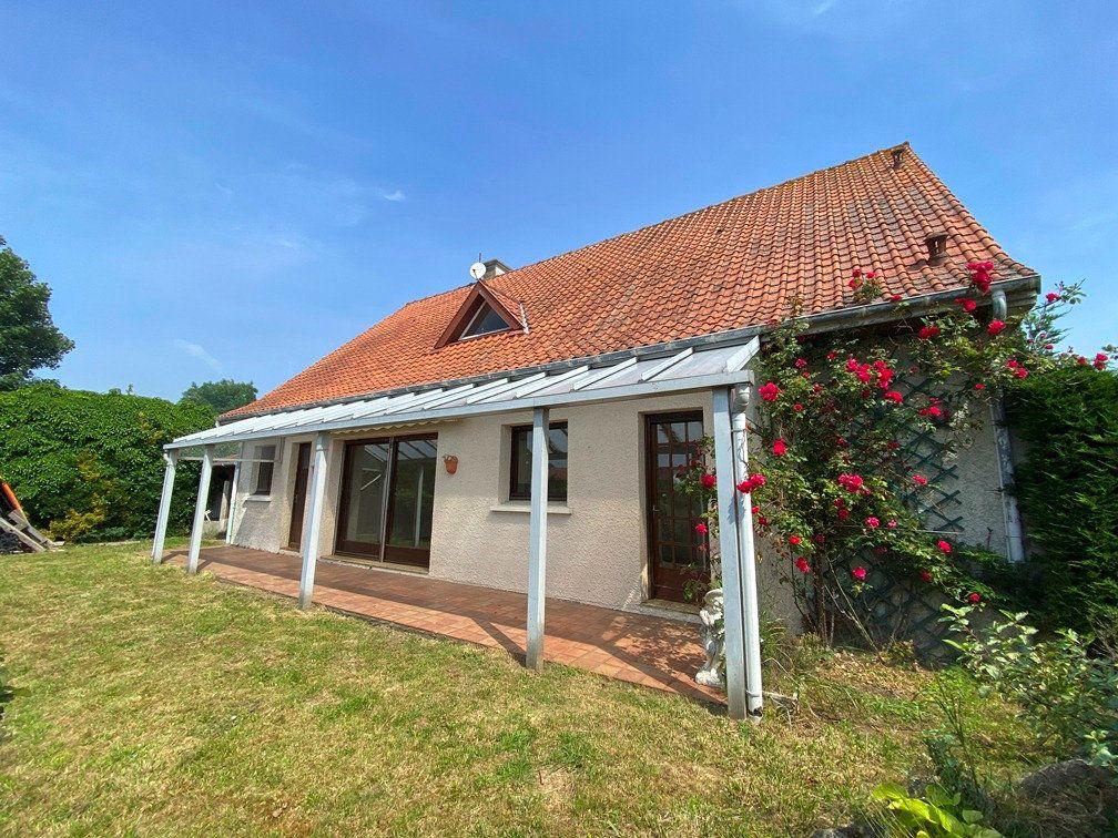 Maison à vendre 7 135m2 à Berck vignette-1