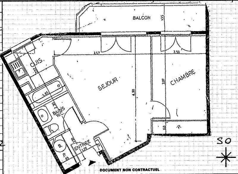 Appartement à louer 2 42m2 à Issy-les-Moulineaux vignette-8