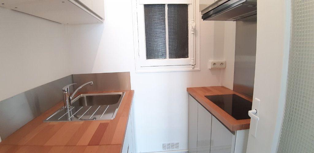 Appartement à louer 1 18.54m2 à Issy-les-Moulineaux vignette-1