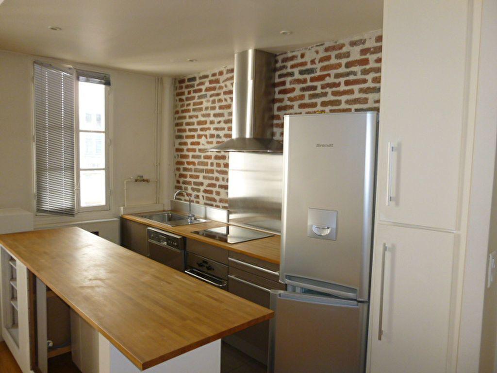 Appartement à louer 2 49.63m2 à Issy-les-Moulineaux vignette-3