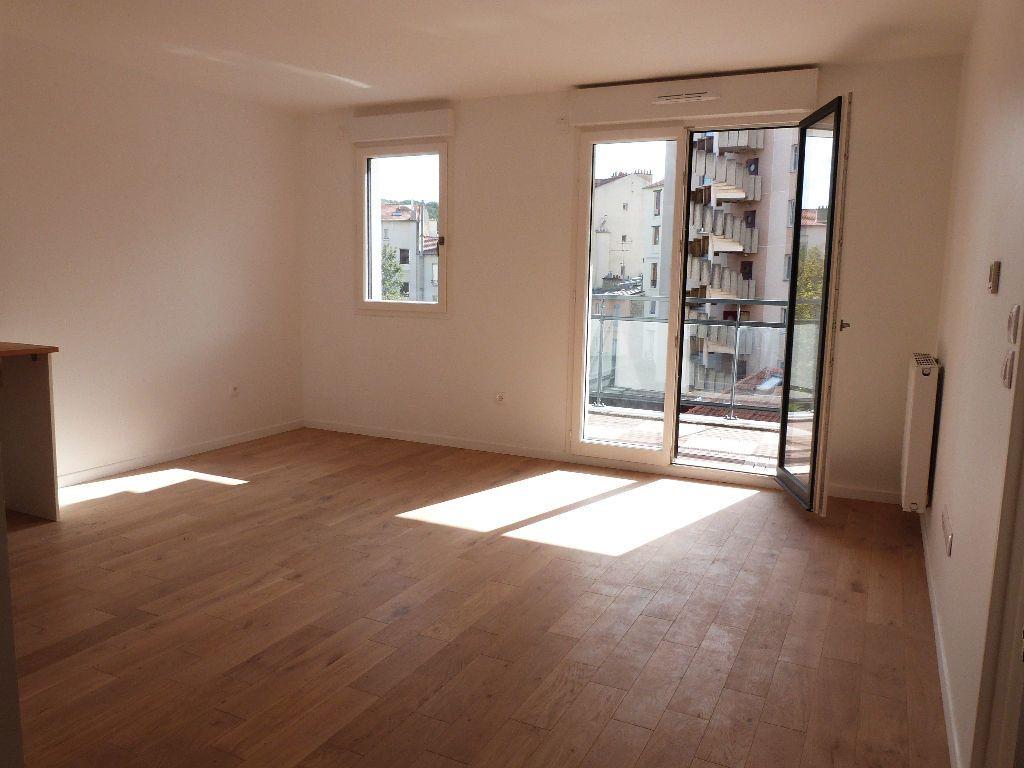 Appartement à louer 2 45.51m2 à Issy-les-Moulineaux vignette-1