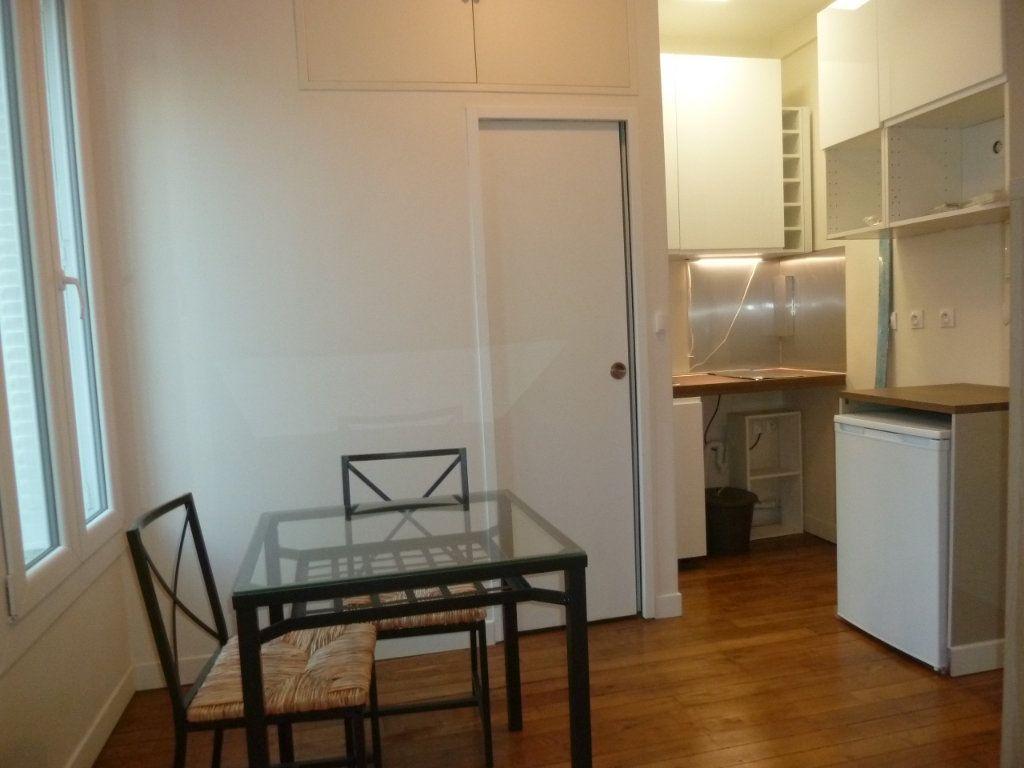 Appartement à louer 1 19.65m2 à Issy-les-Moulineaux vignette-2