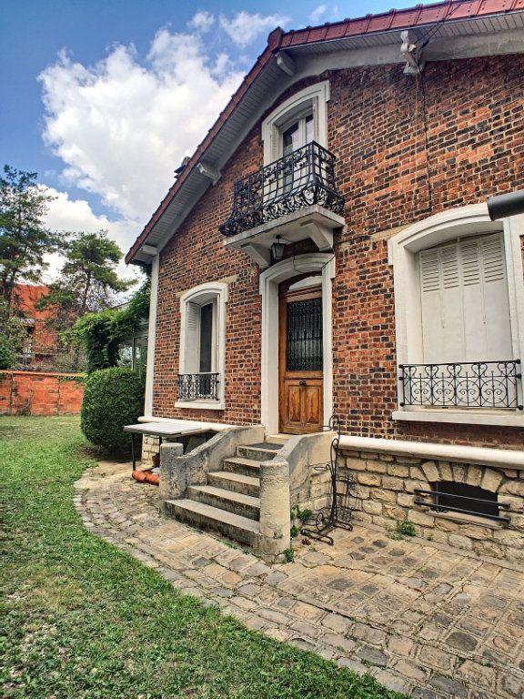 Maison à vendre 5 97m2 à Issy-les-Moulineaux vignette-1
