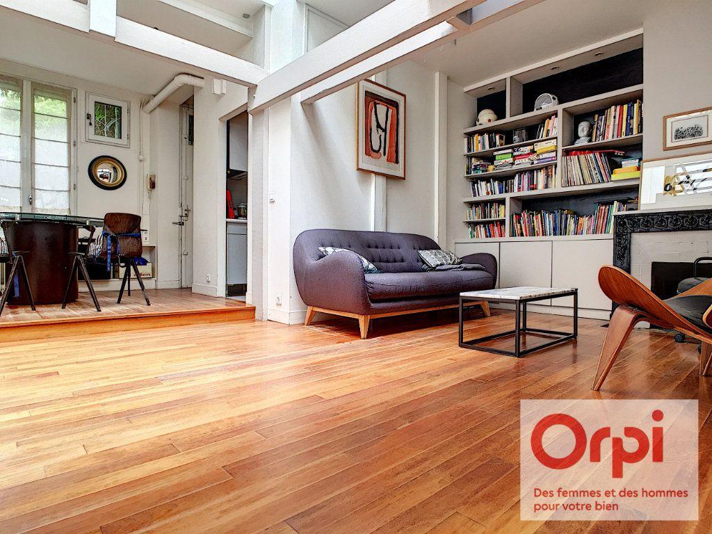 Appartement à vendre 4 67.43m2 à Paris 15 vignette-3
