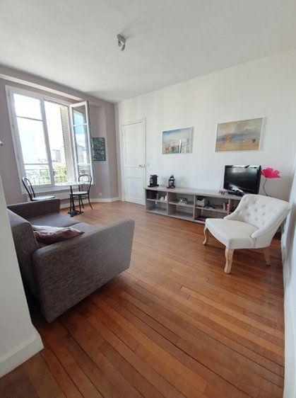 Appartement à louer 2 31.41m2 à Issy-les-Moulineaux vignette-1