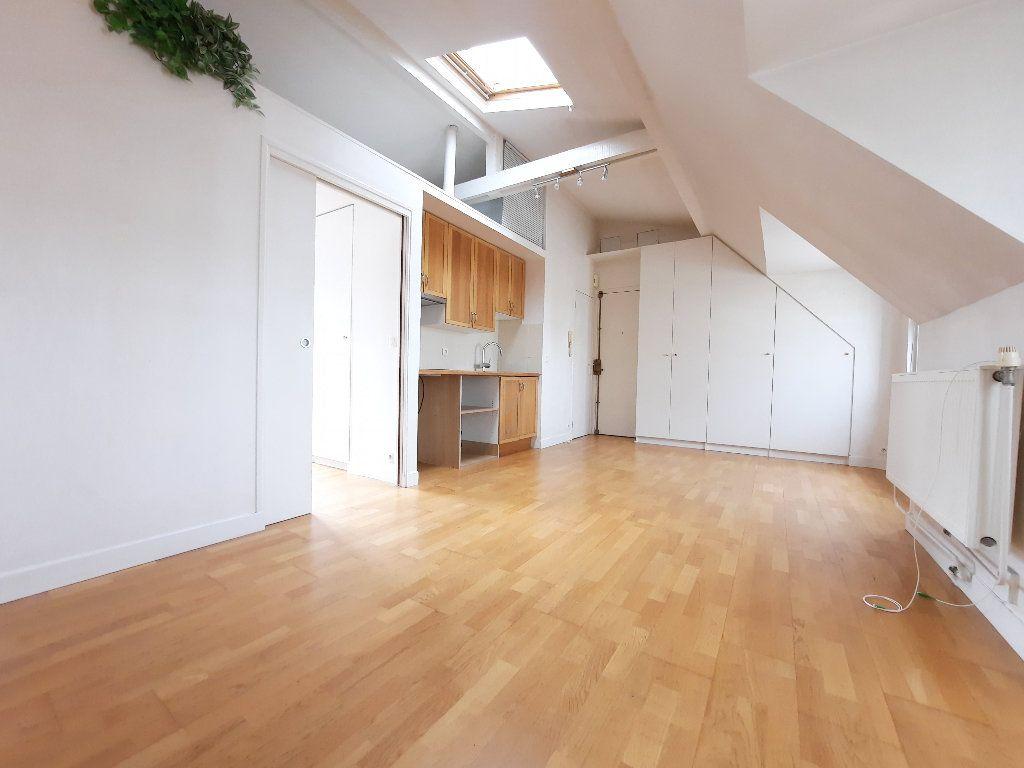 Appartement à louer 1 30.04m2 à Issy-les-Moulineaux vignette-2
