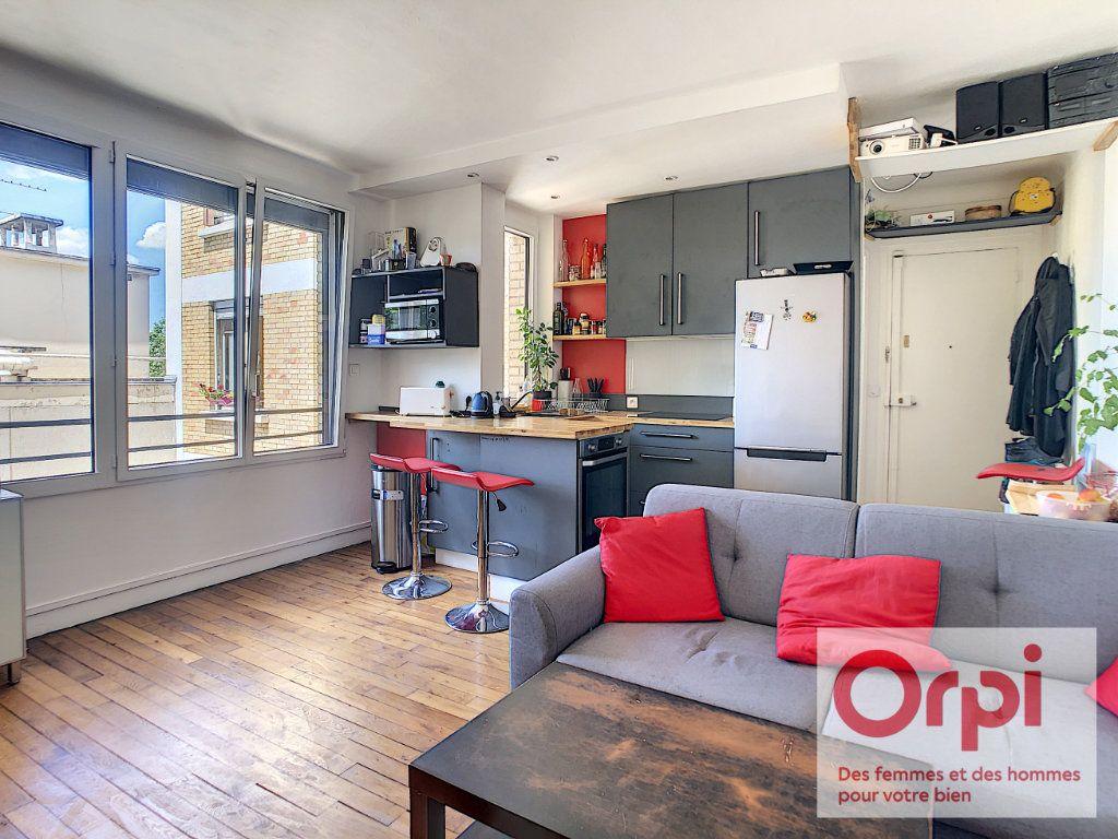 Appartement à vendre 2 37m2 à Issy-les-Moulineaux vignette-1