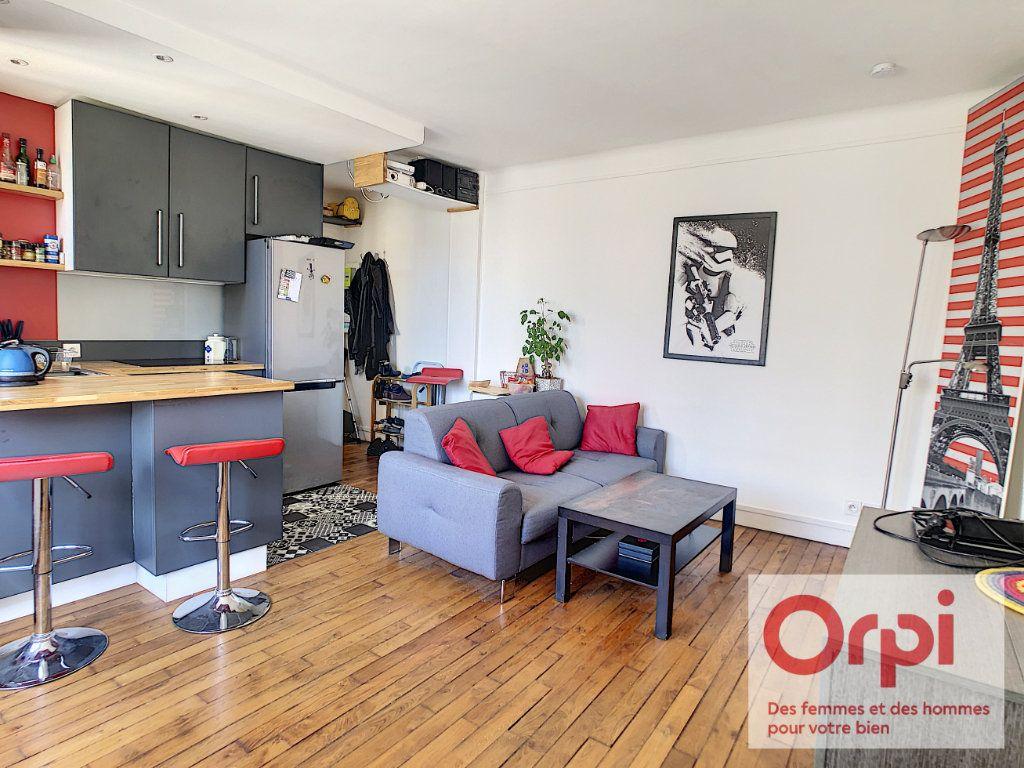 Appartement à vendre 2 37m2 à Issy-les-Moulineaux vignette-2