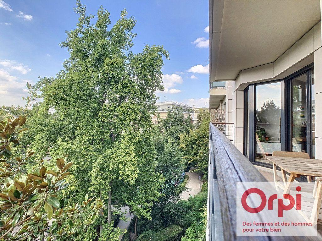 Appartement à vendre 4 87.27m2 à Issy-les-Moulineaux vignette-1
